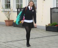 Martina (cessna152towser) Tags: martina schoolgirl