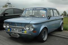 NSU TT #2 (Rob de Hero) Tags: car cars classic carsamstag limburg carfriday auto germany nsu tt nsutt rüde hounddog tuning tuner