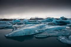 Islande, glacier, 14 (Patrick.Raymond (3M views)) Tags: islande gel glace glacier hiver mer hdr nikon