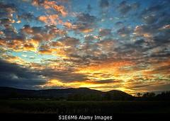 Uploaded to Stockimo (oohay!) Tags: stockimo malvern hills uk sunset sky dusk clouds