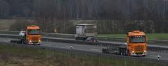 NL - V. D. Vlist MB Duo (BonsaiTruck) Tags: vlist twente mb actros bigspace lkw lastwagen lastzug truck trucks lorry lorries camion