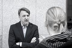 Kristina fotar - bakom scenen (arkland_swe) Tags: fotografering photographed
