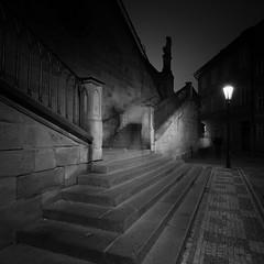 * (ArztG.|Photo) Tags: karluvmost praha street metaphysics night dark fullmoon mood yup