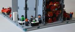 Labo stark 16 (John_Toulouse) Tags: moc mod lego johntoulouse super heroes sh ironman iron man avengers stark labo armor