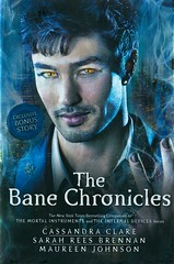 The Bane Chronicles (Vernon Barford School Library) Tags: cassandraclare cassandra clare sarahreesbrennan sarah reese brennan maureenjohnson maureen johnson fantasy fantasyfiction youngadult youngadultfiction ya demonology horror horrorfiction horrorstories shortstories shortstory magic newyork paranormal supernatural vampire vampires occult vernon barford library libraries new recent book books read reading reads junior high middle school vernonbarford fiction fictional novel novels hardcover hard cover hardcovers covers bookcover bookcovers 9781442495999