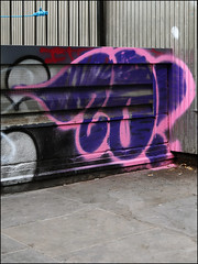 Zonk (Alex Ellison) Tags: zonk dds throwup throwie shoreditch eastlondon urban graffiti graff boobs