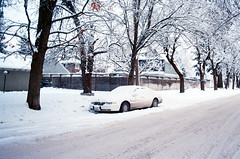 Spokane, December 2016 (dustinliu) Tags: film 35mm color street urban decay shootfilm filmisnotdead keepfilmalive olympusxa2 nikomat nikkormat ft2 canon yashica t3 seattle chicago sanfrancisco portland disposable