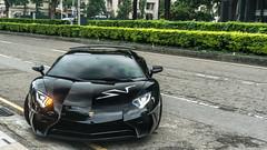 Lamborghini Aventador LP 750-4 Superveloce (Wei-li Long) Tags: lamborghini aventador lp 7504 superveloce coupe supercar taiwan black super car lamborghiniaventadorlp7504superveloce 臺灣 臺中 june 藍寶堅尼 藍博基尼 超跑 黑色 sv
