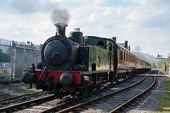 1731 Peak Rail 090417 (Dan86401) Tags: 1731 no20 hudswellclarke 060 060t steamengine peakrail