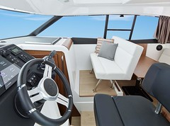 jeanneau nc 9 interior 2 (Soundings Magazine) Tags: boats pocketcruisers cruisers yachts