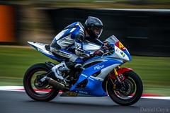 Track Day (Daniel Coyle) Tags: motorbike sportsbike brandshatch racetrack race racecircuit trackday yamaha bike superbike panning nikon d7100 nikond7100 danielcoyle racing speed fast fastbike motorcycle