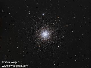 M3 Globular Cluster - 500,000 stars!