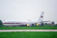 VR-BMV Boeing 707-351B Talon Aviation (pslg05896) Tags: vrbmv boeing707 talonaviation stn egss stansted