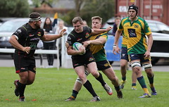 840A0052 (Steve Karpa Photography) Tags: henleyhawks henley rugby rugbyunion game sport competition outdoorsport redruth