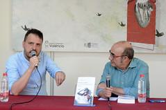 Kirmen Uribe i Emili Piera 30/04/2017