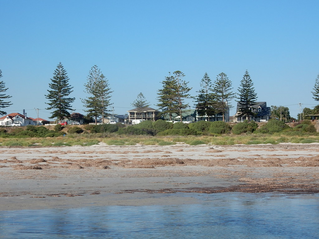 Largs Bay Beach
