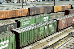 CB&Q Class XM-4C 49539 (Chuck Zeiler) Tags: cbq class xm4c xml11 49539 burlington railroad box car boxcar freight cicero chuck zeiler chz