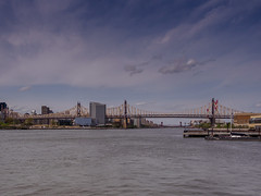 Queensboro Bridge (deepaqua) Tags: cornelltech construction rooseveltislandbridge queensborobridge eastriver rooseveltisland