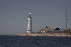 Chersonese lighthouse (Alexander Oleynik) Tags: crimea sevastopol blacksea маяк севастополь lighthouse