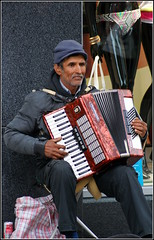 Working (The Old Brit) Tags: street musician music liverpool candid manatwork working performance accordion entertainment streetperformer busker busking streetentertainer merseyside wollyhat ukimmigrants