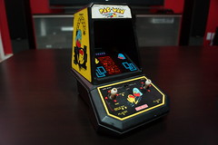 Coleco Tabletop Arcade - Pac-Man (nashveggie) Tags: video nintendo arcade games retro gaming pacman 80s donkeykong coleco