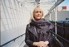 Laura Marling @ KEXP (Beth_Crook) Tags: seattle film 35mm mju olympus pointandshoot kexp lauramarling mju1