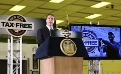 Tax-Free NY (governorandrewcuomo) Tags: albany tax nano taxfree 52113 taxfreeny