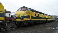 HLD 6329 - L43 - ANGLEUR (philreg2011) Tags: train trein nmbs angleur sncb hld62 infrabel l43 hld6329