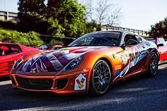 Ferrari (ppolgar) Tags: ottawa ferrari canon1dsmarkii canonef50mmf12lusmlens 2013fcaferrarifestival