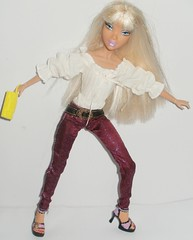 My Scene Glamjiy- I can be adorable (diva3tina) Tags: love fashion lady barbie scene royalty gaga glamjiy
