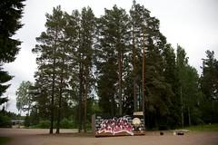 Östersundomin katutaidekuutio 2013