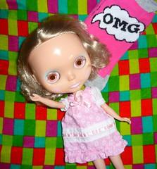 OMG! (Bebopgirl1969) Tags: pink socks hollyw