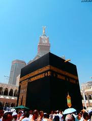Kαbα ❤ (gLySuNfLoWeR) Tags: muslim islam pray holy allah umrah makkah hajj kaba kabe hac mekke umre tawaf zamzamtower