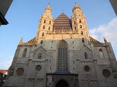 St Stephen's facade