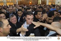(Royal Hashemite Court) Tags: king prayer mosque hassan friday fatima prays majesty abdullah bani mafraq alzahra manshia