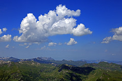 Alpine View from Pizolsattel (.hd.) Tags: mountains alps berge alpen pizol