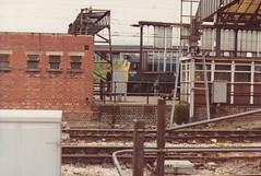 25242 26th June 1983 Crewe (Ian Sharman 1963) Tags: station june train rat diesel engine loco class crewe 25 1983 26th 25242