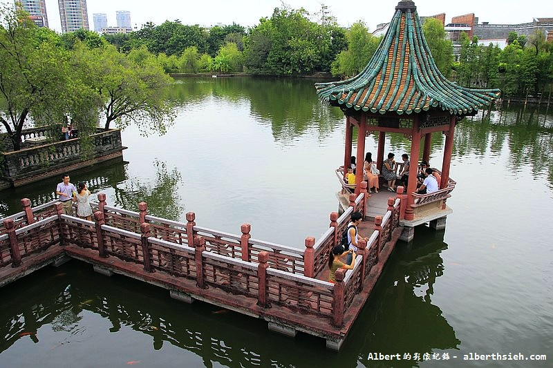 【古宅園林】廣東東莞_可湖邊的可亭