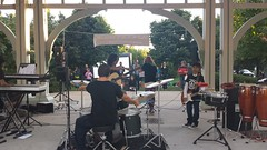 School of Rock Performs (Unionville BIA) Tags: street school music ontario canada rock live main millennium bandstand markham unionville