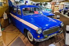 "Škoda 1202 station wagon ""de luxe"" (1966) (The Adventurous Eye) Tags: classic cars station club private de wagon police vb luxe tatra 1202 nad klub depository škoda klubu bystřice pernštejnem depozitář"