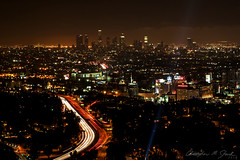 City of Angels (skippys1229) Tags: california longexposure canon rebel lights la losangeles cityscape traffic hollywood lighttrails sprawl urbanlandscape mulhollanddrive cityofangels hollywoodcalifornia losangelescalifornia tinseltown 2013 canonef24105mmf4lisusm hollywoodbowloverlook rebelt1i t1i canonrebelt1i nighttimeinlosangeles