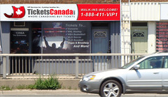 Building Signs | Signarama Meadowvale, ON | Tickets Canada
