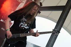 """Hellish Crossfire @ Rock Hard Festival 2013 • <a style=""""font-size:0.8em;"""" href=""""http://www.flickr.com/photos/62284930@N02/9609459688/"""" target=""""_blank"""">View on Flickr</a>"""