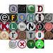Squircle Alphabet 8