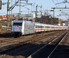 Baureihe 101 (Profilbesitzer) Tags: city db 101 bahn fulda inter deutsche baureihe