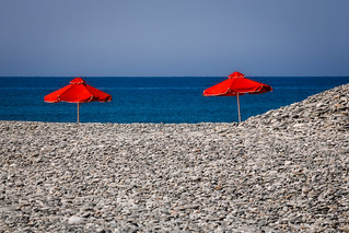 Two and reds - Good bye cretan summertime
