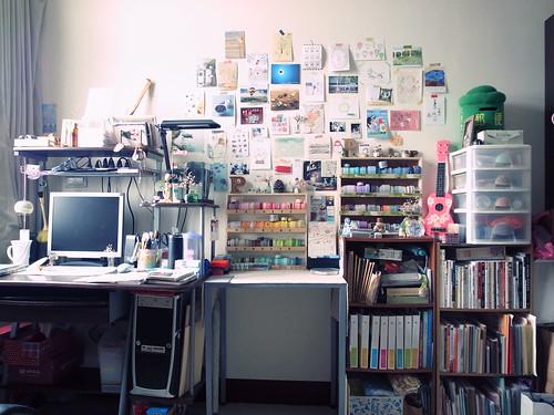 我的工作桌06
