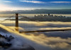 Morning Fog (mikeSF_) Tags: sf california county city bridge sunset tower mike fog skyline clouds america sunrise photography golden gate san francisco long exposure pentax marin north bank 150 filter nd transamerica sausalito f4 density neutral ggnra oria conzelman 645d pentax645d httpmikeoriazenfoliocom