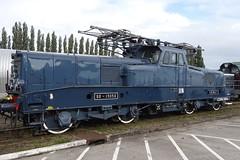 SNCF Electric locomotive N BB 13052. (Franky De Witte - Ferroequinologist) Tags: de eisenbahn railway estrada chemin fer spoorwegen ferrocarril ferro ferrovia