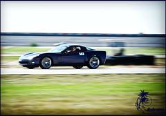 Blue Streak (ilandman4evr) Tags: cars chevrolet nikon muscle tokina chevy chrome rod panning corvette coupe f28 v8 vette c6 50135mm d7000 ilandman4evr